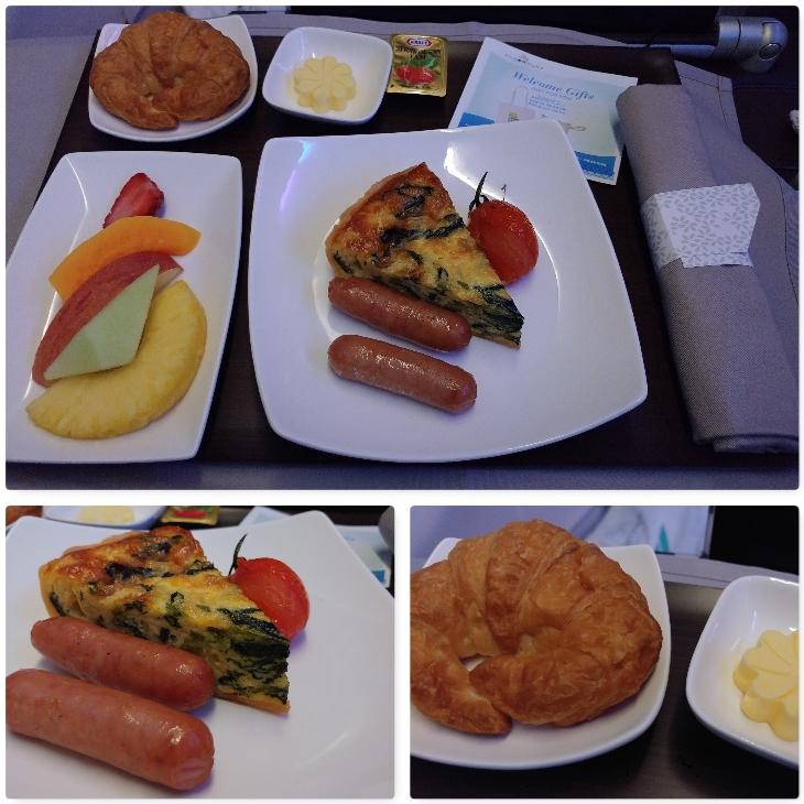 【ハワイアン航空】羽田⇒ホノルル便搭乗レビュー!ラウンジ&機内食について