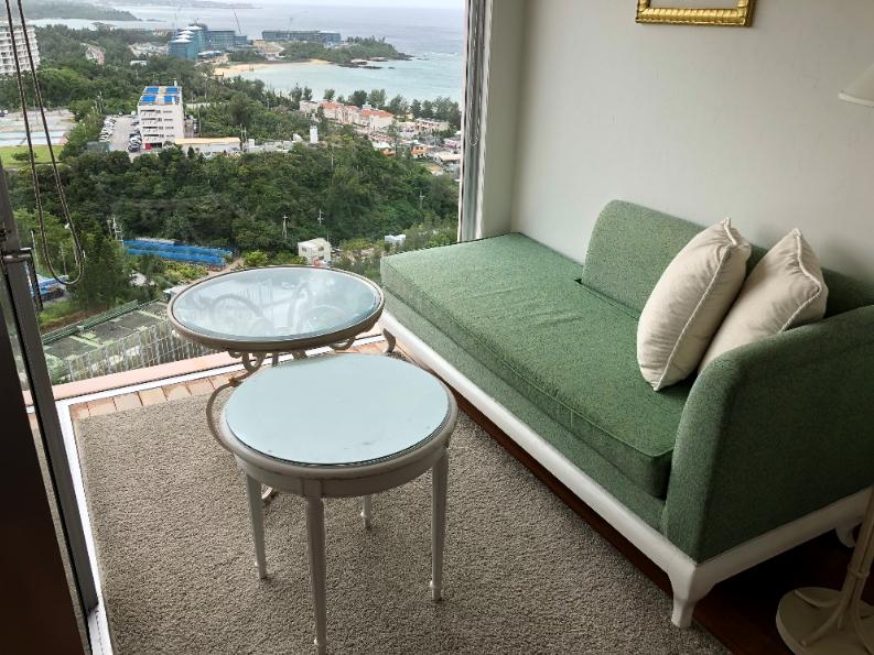 台風直撃中にマリオット沖縄宿泊!プラチナ特典が満載!ラウンジ&朝食を堪能してきました!
